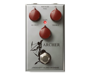 J.Rockett Audio Designs Archer Tour Series Overdrive - Megatone Music