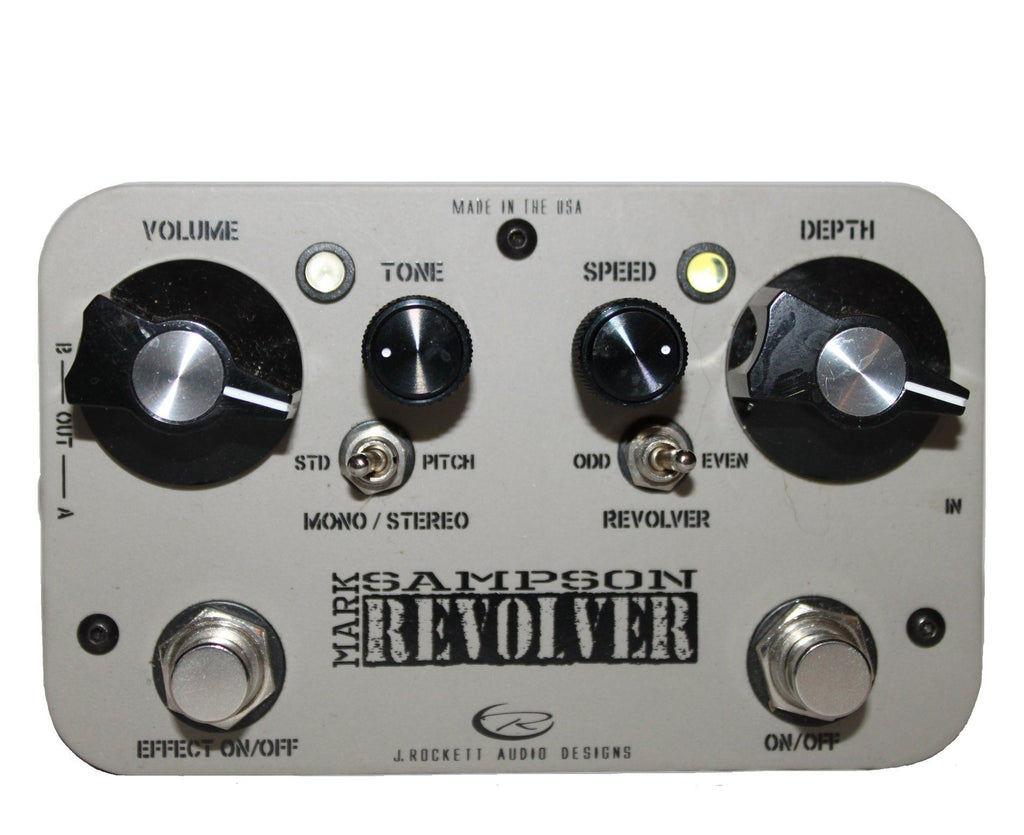 J.Rockett Mark Sampson Revolver Overdrive
