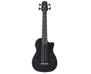 KALA JYMN-BK Journeyman U-Bass in Matte Black