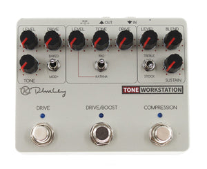 Keeley Electronics Tone Workstation Overdrive + Compressor - Megatone Music