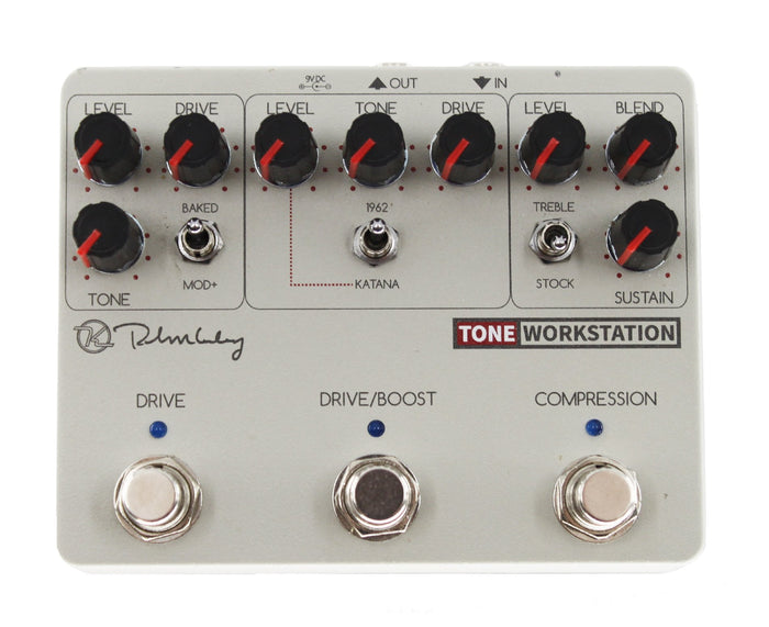 Keeley Electronics Tone Workstation Overdrive + Compressor