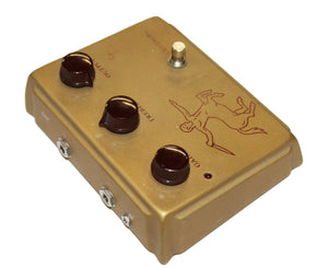 Klon Centaur Professional Overdrive in Gold - Horsie - Serial#927 (Early Model)  Long-Tail - Megatone Music