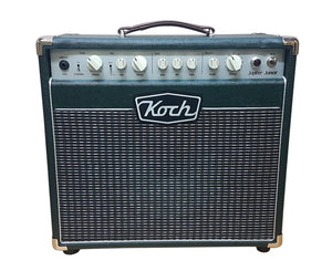 Koch Jupiter Junior 20W 1x10 Tube Hybrid Guitar Combo Amp British Racing Green Combo Amps Koch