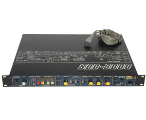 Korg SDD-3000 Vintage Digital Delay Serial# 443894 Rack Effects Processor Korg