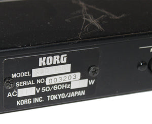 Korg SDD-2000 Vintage Digital Delay Rack Effects Processor Korg