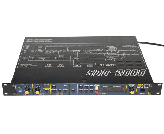Korg SDD-2000 Vintage Digital Delay