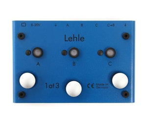 LEHLE 1AT3 SGOS Amplifier Switcher Channel Switching Lehle