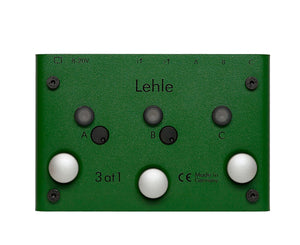 LEHLE 3AT1 SGOS Switcher Guitar Pedal Channel Switching Lehle