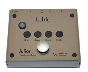 Lehle Julian Parametric EQ - Megatone Music