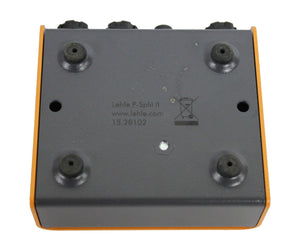 Lehle P-Split II Passive High Impedance Splitter and DI Box