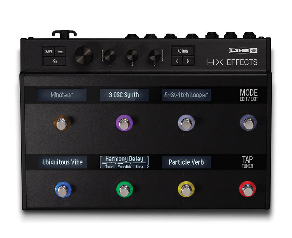 Line 6 HX Effects Multi-Effects Processor - Megatone Music
