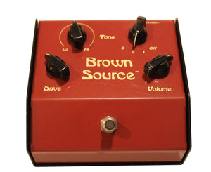 Lovetone The Brown Source Overdrive Pedal - Megatone Music