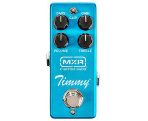 MXR Custom Shop CSP027 Timmy Overdrive Distortion Guitar Effects Pedal