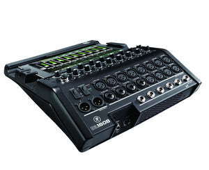 Mackie DL1608 16-Ch Digital Mixer w/iPad Control (Lightning Dock for 4th Gen iPad) Digital Mixer Mackie
