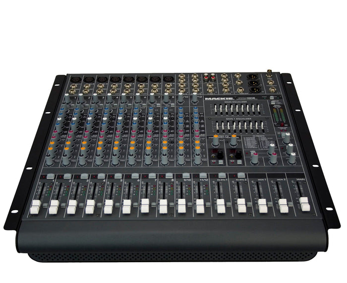 Mackie PPM1012 Professional 12-Channel 1600W Powered Mixer