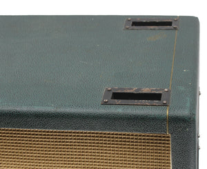 "Marshall Basket Weave 1982B 4 x 12"" Straight Cabinet - Celestion G12 Gold's - Megatone Music"