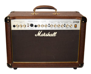 "Marshall AS50R 50W 2x8"" Acoustic Guitar Combo Amp"