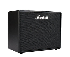 "Marshall Code50 50W, 1x12"" digital combo w/100 presets, Bluetooth and USB - Megatone Music"
