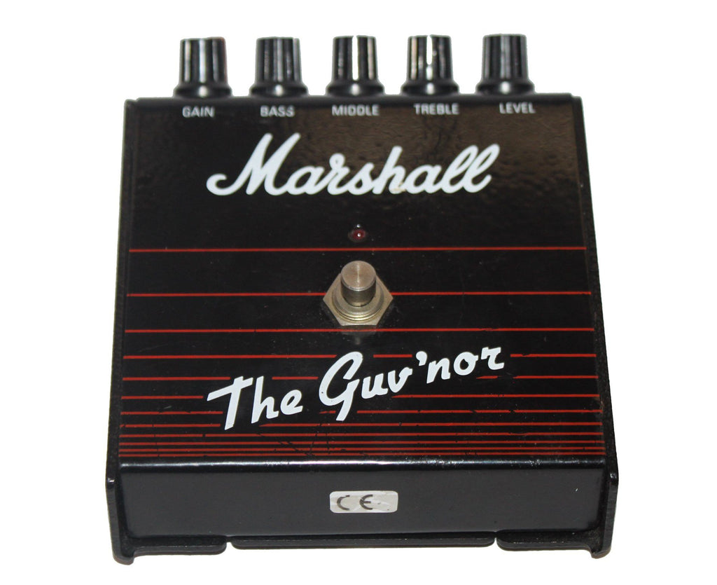 Marshall The Guv'nor Overdrive Pedal - Made in Korea - Megatone Music