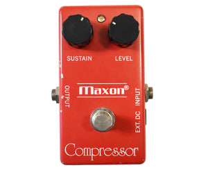 Maxon Vintage Compressor 1980 - Made in Japan