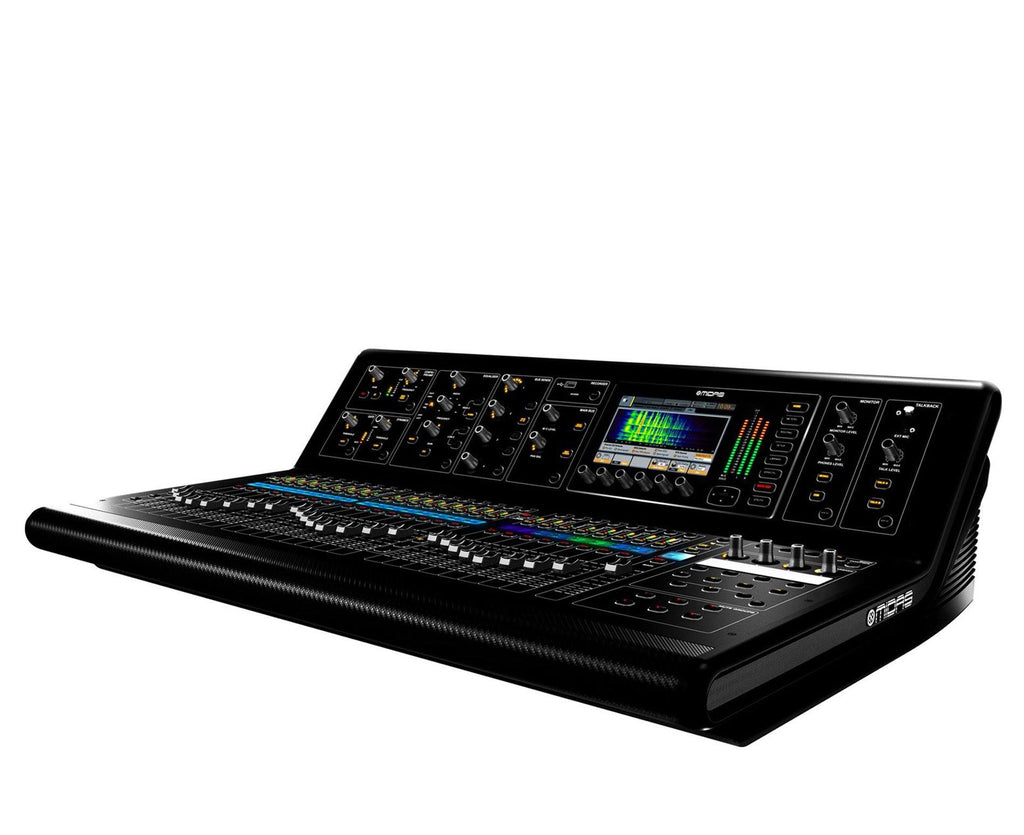 Midas M32-IP 40 Channel Digital Console for Live and Studio Digital Mixer Midas