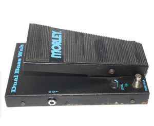 Morley PBA-2 Dual Switchless Bass Wah Guitar Effect Pedal Bass Wah Morley