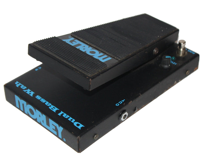 Morley  PBA-2 Dual Switchless Bass Wah Guitar Effect Pedal