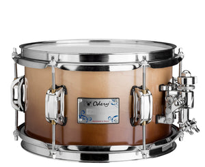 Odery Snare Drum Eyedentity Series 10 x 6 in Imbuia Fade - Megatone Music