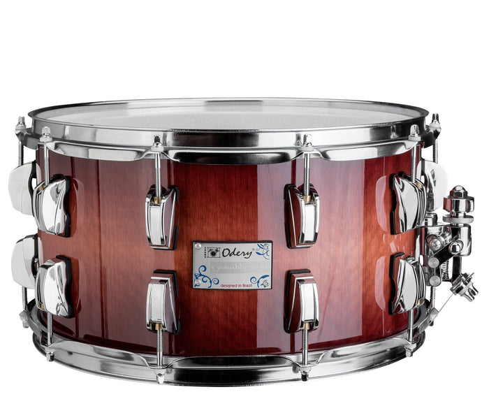 Odery Snare Drum Eyedentity Series 14 x 7.5 in Nyatoh Red River