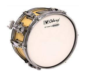 Odery Snare Drum Eyedentity Series 10 x 4.5 in Maple Natural Snare Drum Odery Drums