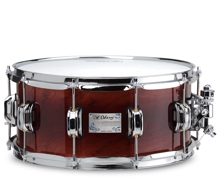 Odery Snare Drum Eyedentity Series 14 x 6.5 in Sapele Explosion