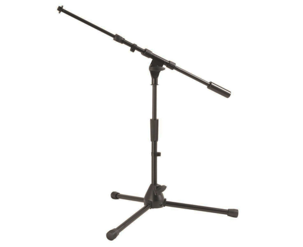 On-Stage MS9411TB+ Pro Heavy-Duty Kick Drum Microphone Stand Mic Stand Souldier