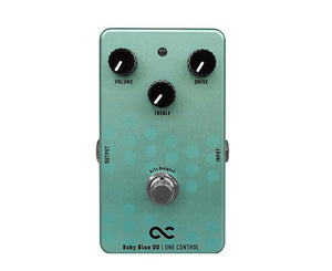 One Control Baby Blue Overdrive - Megatone Music