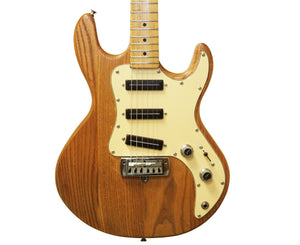Peavey USA T-30 Electric Guitar in Natural Ash Finish - Megatone Music
