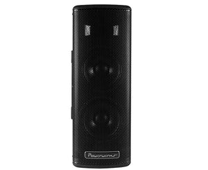 "Powerwerks PW2X6BT 2x6"" 2-Way 200W All-In-One Portable Bluetooth-Enabled PA System - Megatone Music"
