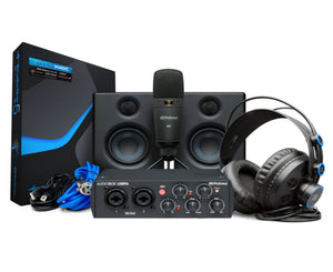 AudioBox 96K Studio Ultimate Bundle 25th Anniversary