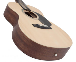 Solid Wood Recording King RO-M9M