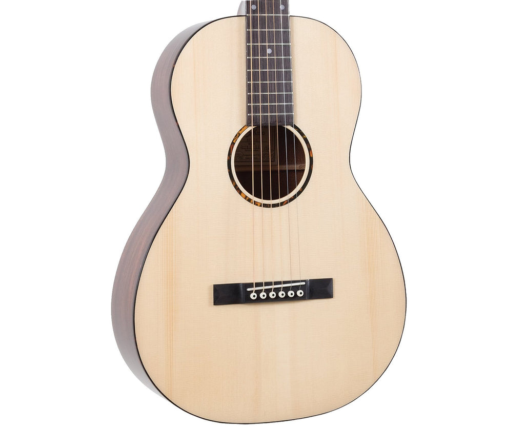 Recording King RP-G6 Solid Top Guitar, Parlor Acoustic Guitars Recording king
