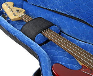 Reunion Blues Continental Voyager Electric Bass Guitar Case