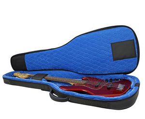 Reunion Blues Continental Voyager Electric Bass Guitar Case - Megatone Music