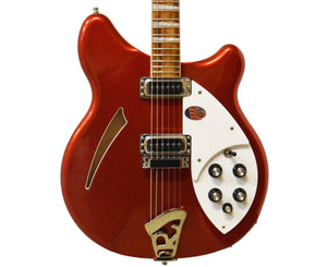 Rickenbacker 360 Electric Guitar in Limited Edition Ruby Red 2014