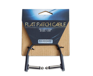 "RockBoard Flat Patch Cable 10CM / 3.94"" - Megatone Music"