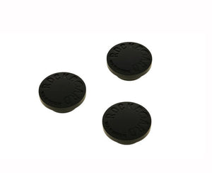 RockBoard StomPete Footswitch Topper in Black, 3-Pack