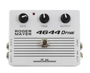 Roger Mayer 4644 Drive Pedal - Made in the UK - Megatone Music