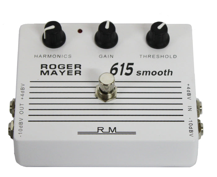 Roger Mayer 615 Smooth Analogue Dynamics Processor Compressor Pedal