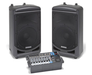 Samson Expedition XP1000 Portable PA System - Megatone Music