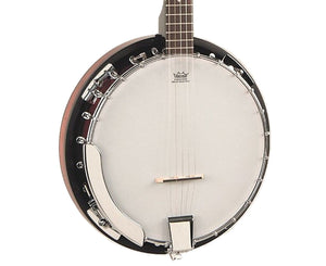 Savannah SB-100 5-String 24 Bracket Resonator Banjo Banjo Savannah