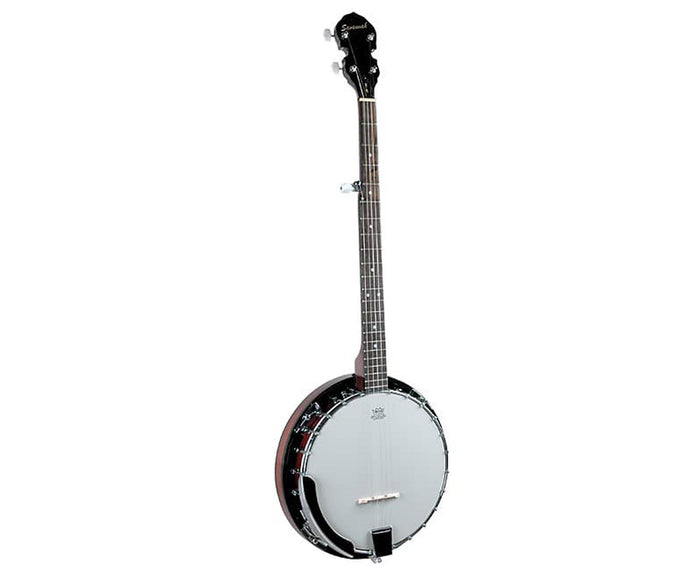Savannah SB-100 5-String 24 Bracket Resonator Banjo