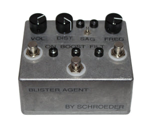 Schroeder Blister Agent 2009 Early Model - Rare! - Megatone Music