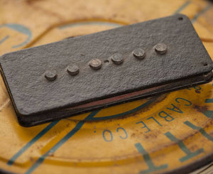 Seymour Duncan Antiquity Jazzmaster Bridge Position Pickups Seymour Duncan